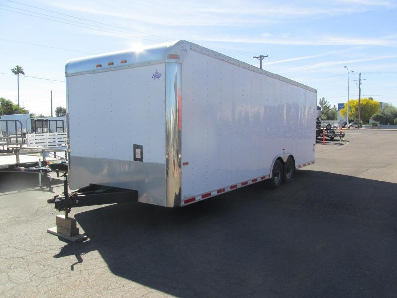 2004 US Cargo 8.5x24 Phantom Car / Racing Trailer