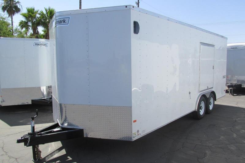 Haulmark 8.5'X20' 2x5200 Axles Enclosed Cargo Trailer