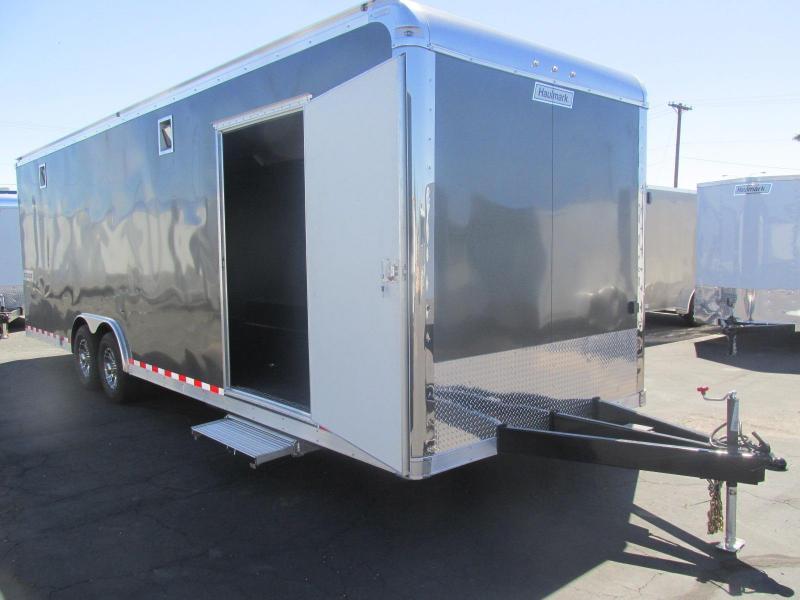 2017 Haulmark EGP85X28WT4 Enclosed Cargo Trailer