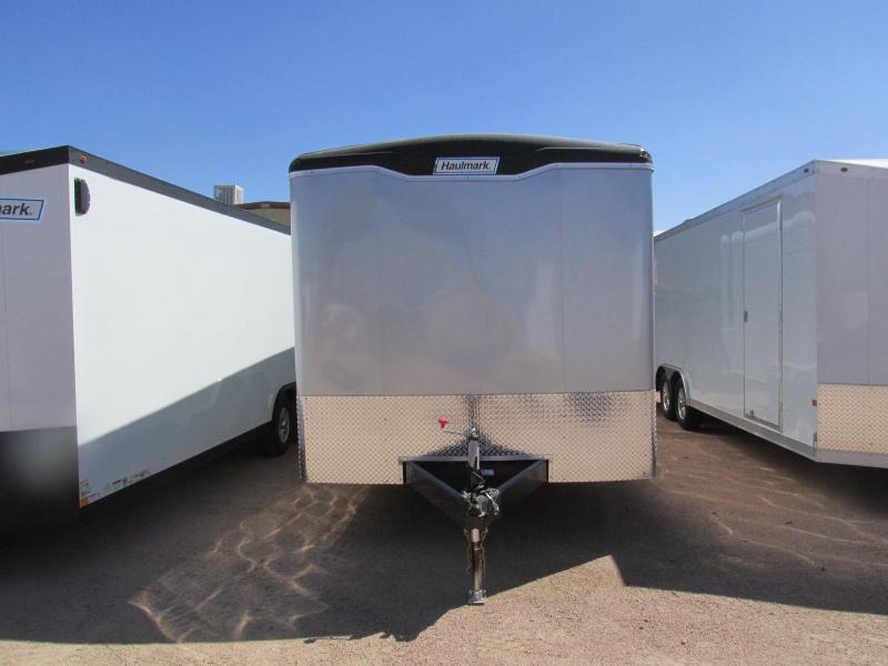 8.5 x 24 Haulmark 2018 Transport Trailer Enclosed Cargo Trailer