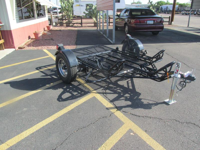 Leftover 2015 Kendon DB507 Multible Motorcycle Trailer
