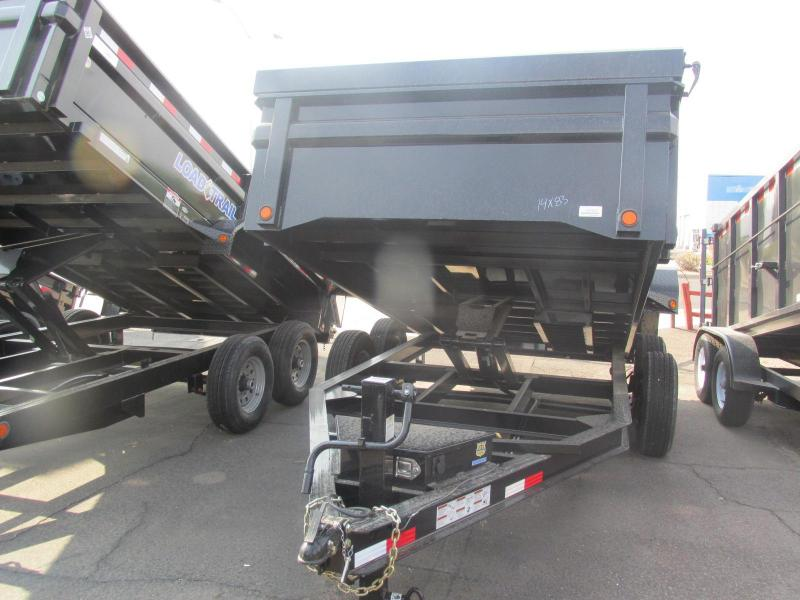 Load Trail 83X14 Dump Trailer