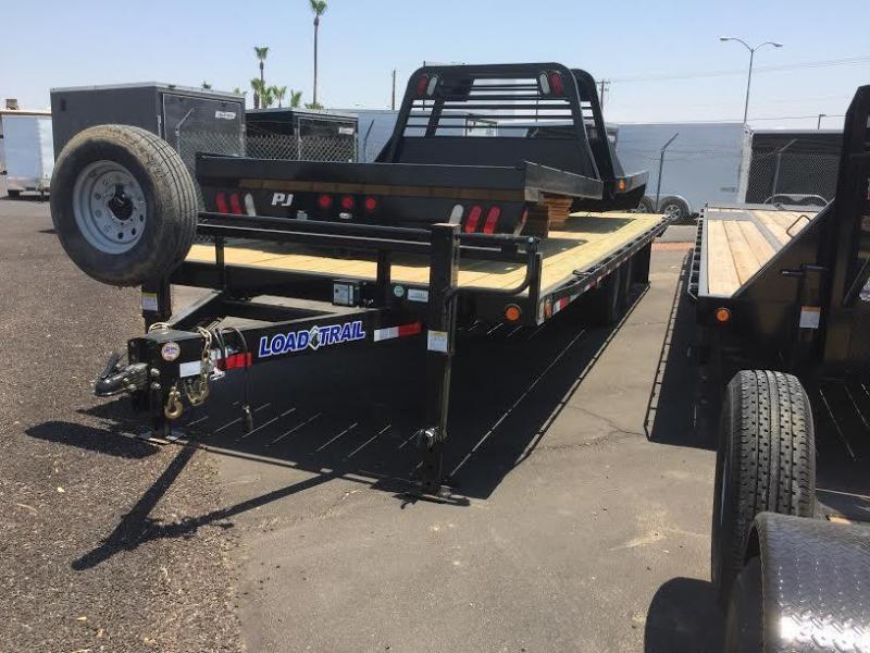 2017 Load Trail 24' Deckover  DK242 Flatbed Trailer