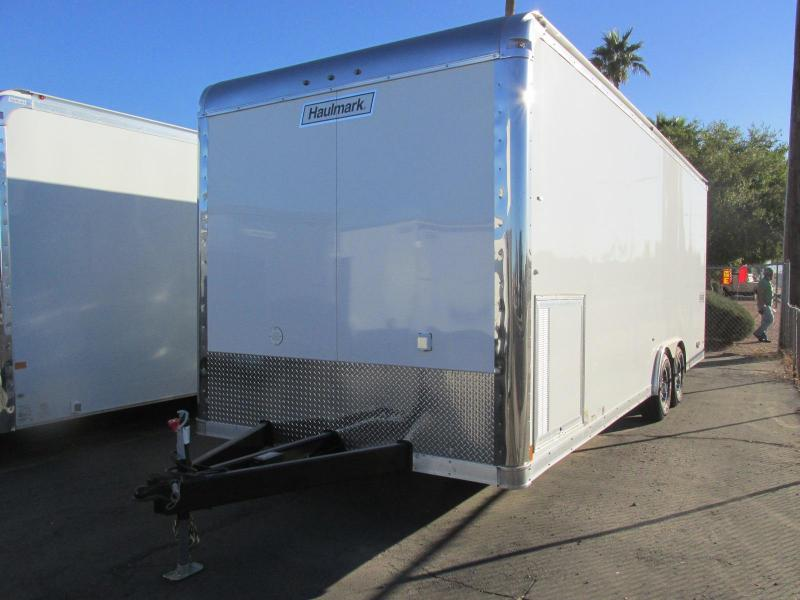 2017 Haulmark 8.5 x 20-24 RACE CAR Enclosed Cargo Trailer ***END OF YEAR BLOW OUT***