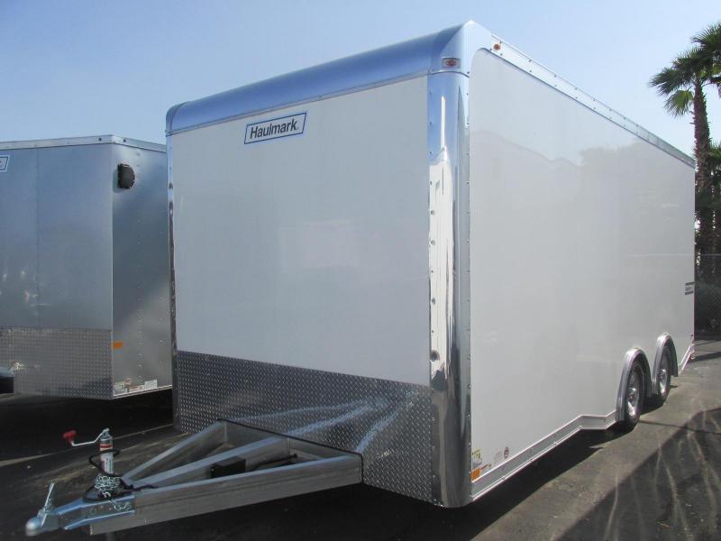 2017 Haulmark HAR85X20WT3 Enclosed Cargo Trailer