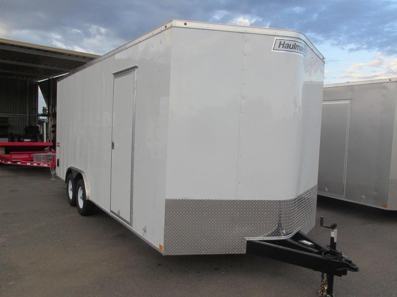 2018 Haulmark 8.5' X 20' Enclosed Cargo Trailer