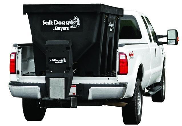 SaltDogg SHPE1000 Salt & Sand Spreader
