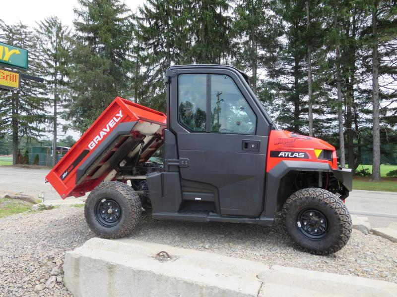 New 2015 Gravely Atlas JSV 3000 - EFI