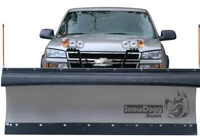 SnowDogg EX80 Snow Plow
