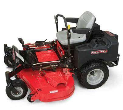 Gravely ZT HD 48 Lawn Mower