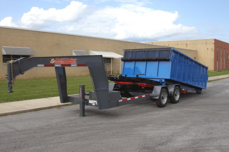 new 2018 bwise dump trailer in saltsburg  pa