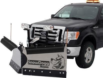 SnowDogg VMD75 Snow Plow