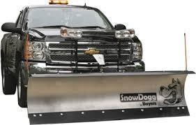 SnowDogg HD80 Snow Plow