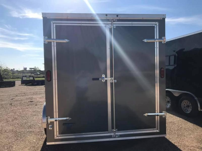 2019 Salvation 7x14 cargo Enclosed Cargo Trailer