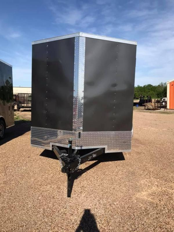 2019 Salvation 7x14 cargo Enclosed Cargo Trailer
