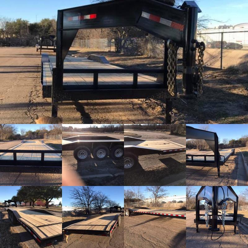 2019 Salvation 102X40 Equipment Trailer
