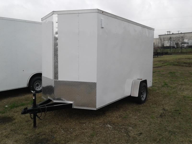 2018 Salvation Trailers 6x12 SA Enclosed Cargo Trailer
