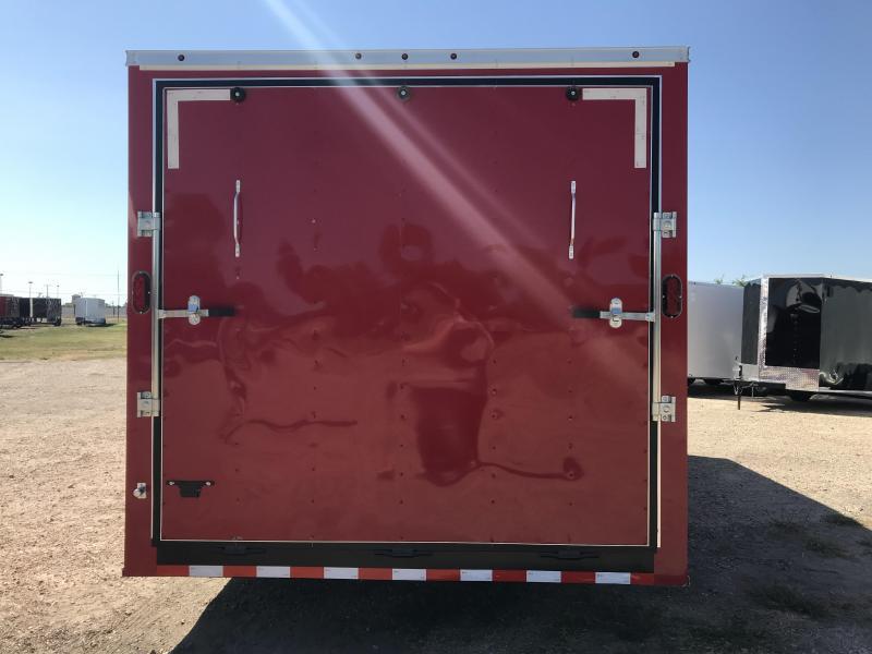 2019 Salvation Trailers 8.5x20 Enclosed Cargo Trailer