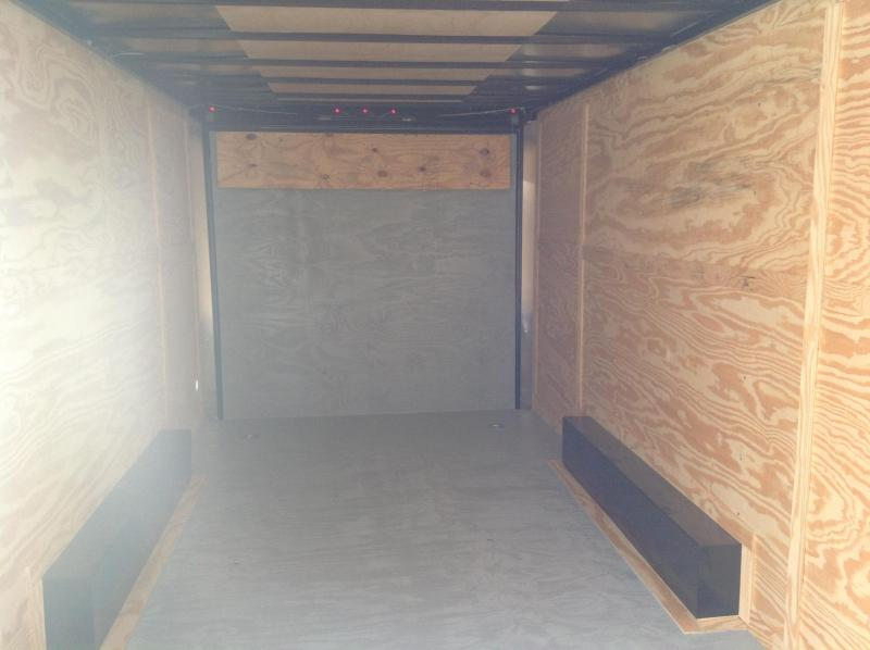 2019 Salvation Trailers 8.5x20 Utility Trailer