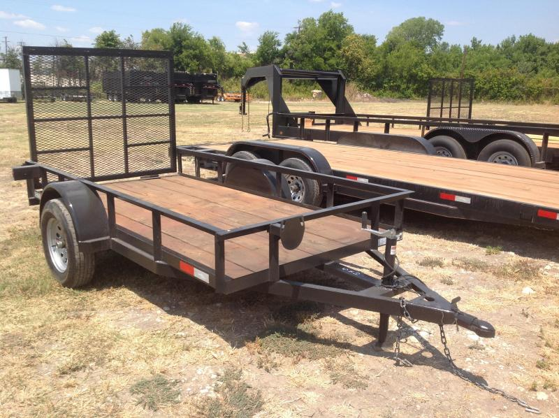 2019 Salvation Trailers 5x10 Utility Trailer