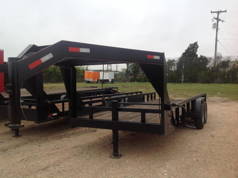 2018 Salvation Trailers 83x20 Flatbed Trailer