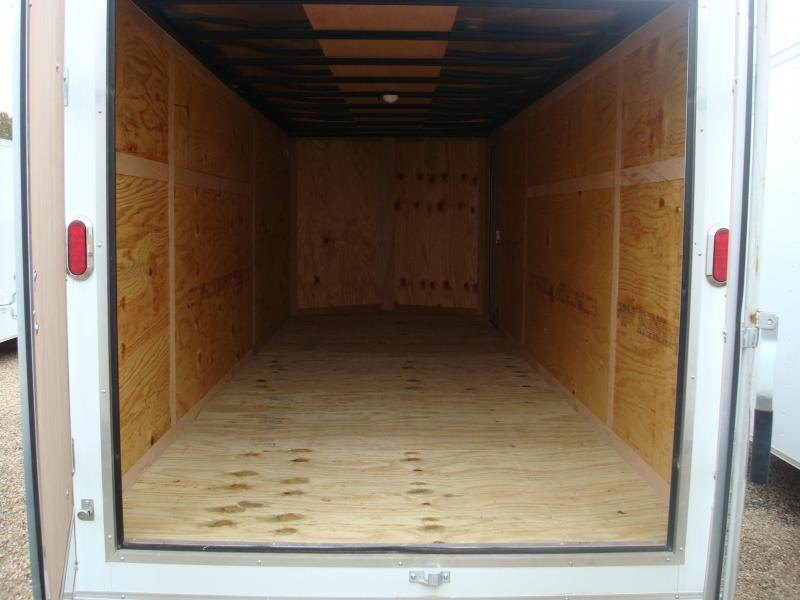 2018 Salvation Trailers 7x20 Enclosed Cargo Trailer