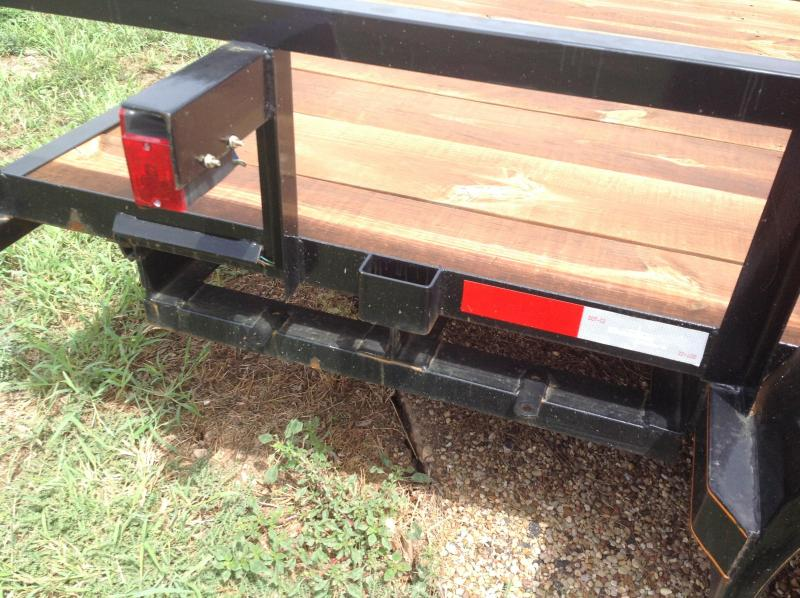 2018 Salvation Trailers 83x16 Utility Trailer