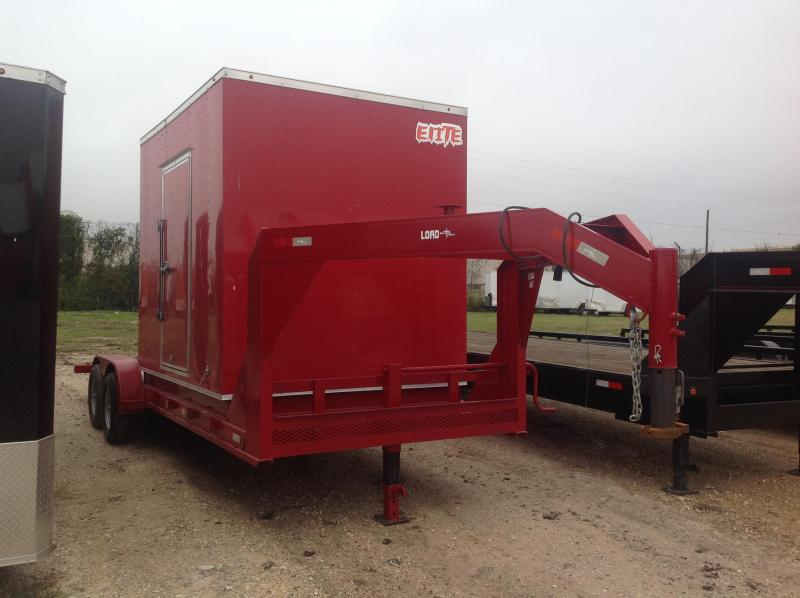 2018 Salvation Trailers 83x22 Equipment Trailer