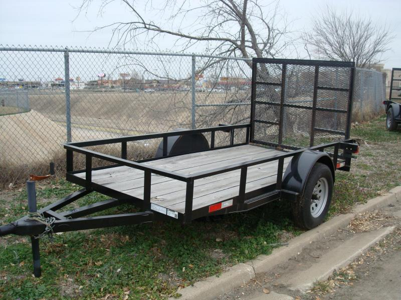 2017 Salvation Trailers 5X10SA Utility Trailer