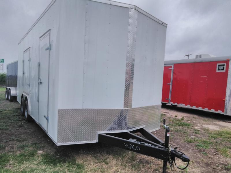 2018 Salvation Trailers 8x20TA Cargo Trailer Enclosed Cargo Trailer