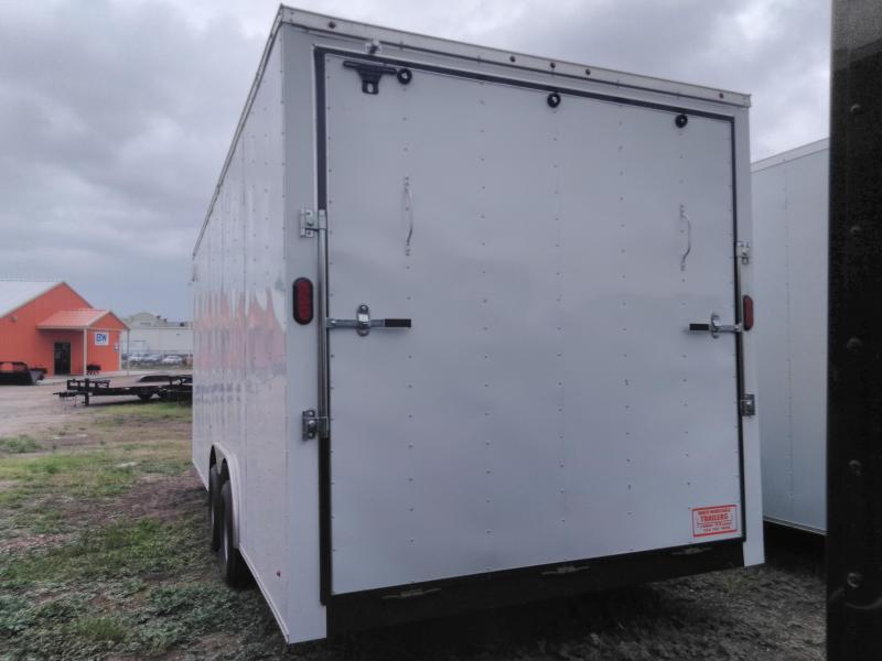 2018 Salvation Trailers 8x20TA Cargo Trailer Enclosed Cargo Trailer