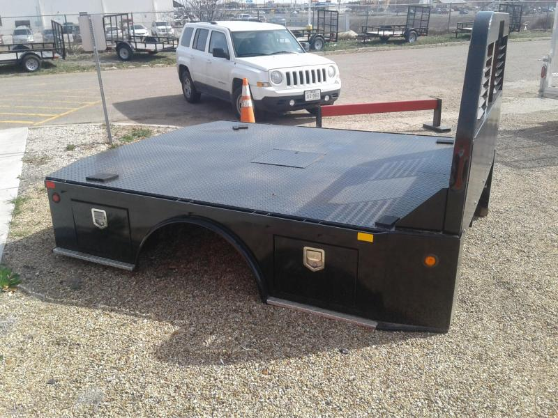 2018 Bedrock GRANITE SERIES Truck Bed