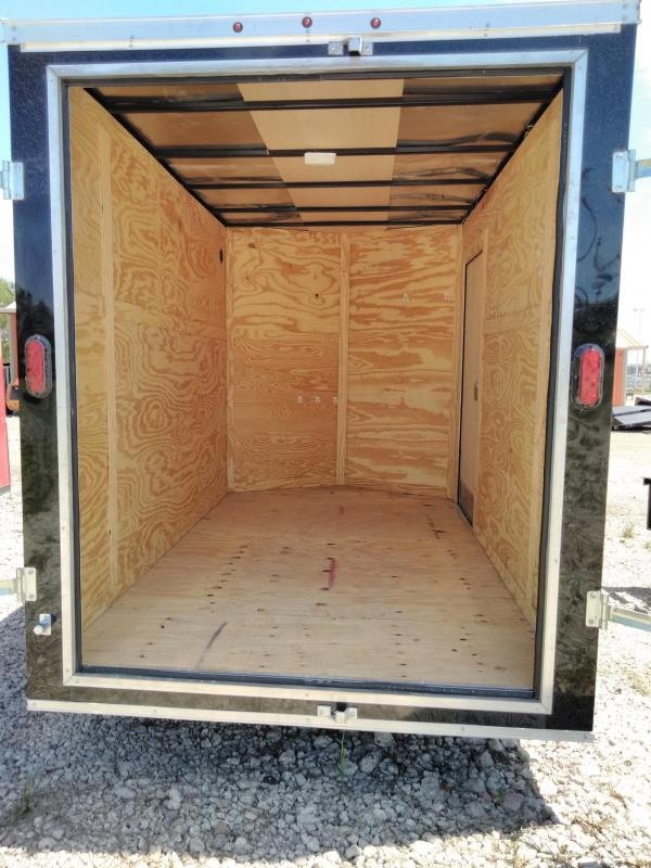 2019 Salvation Trailers 6X10 Enclosed Cargo Trailer