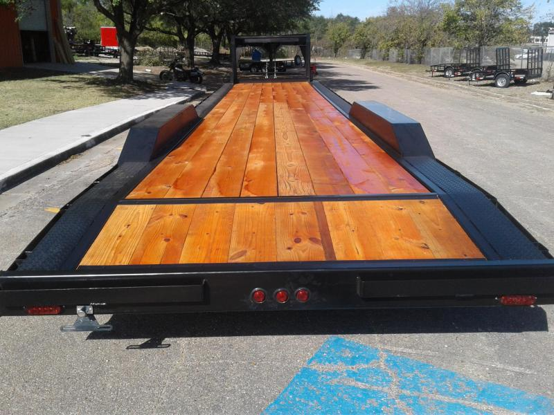 2019 Salvation Trailers 102x40 Flatbed Trailer