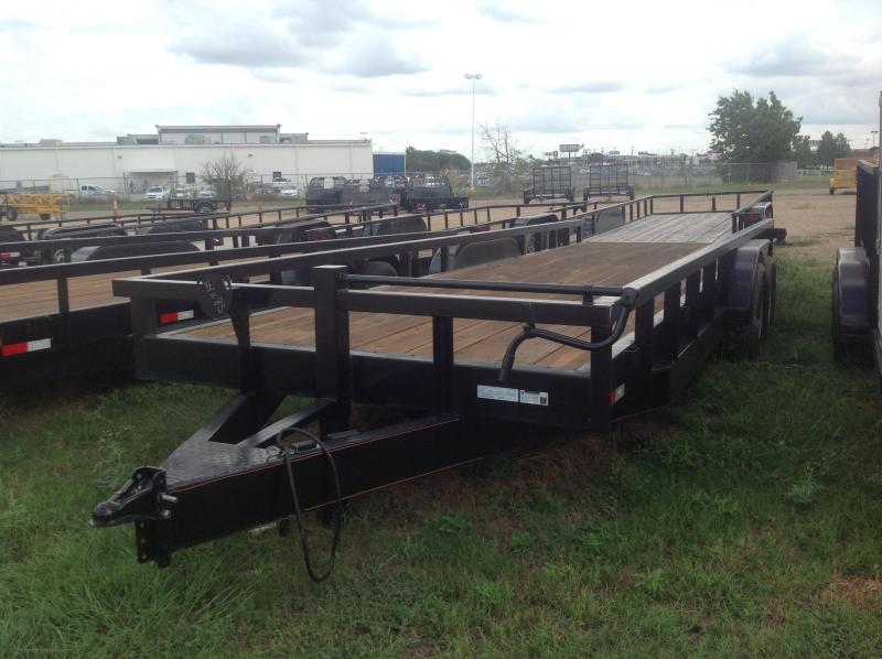 2018 Salvation Trailers 83x24 Utility Trailer