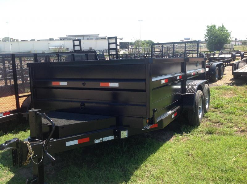 2018 Salvation Trailers 7x1402699 Dump Trailer