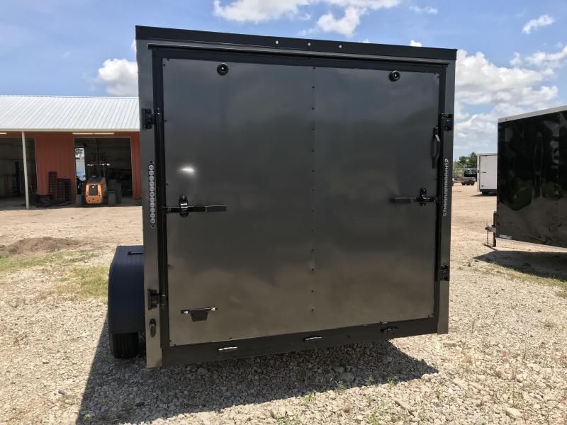 2019 Salvation 6X14 Enclosed Cargo Trailer