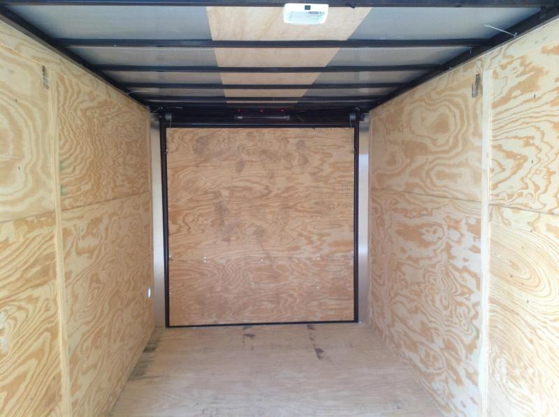 2018 Salvation Trailers 7x16 Enclosed Cargo Trailer