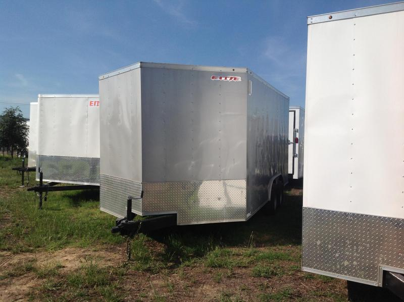 2018 Salvation Trailers 8.5x16 Cargo Trailer