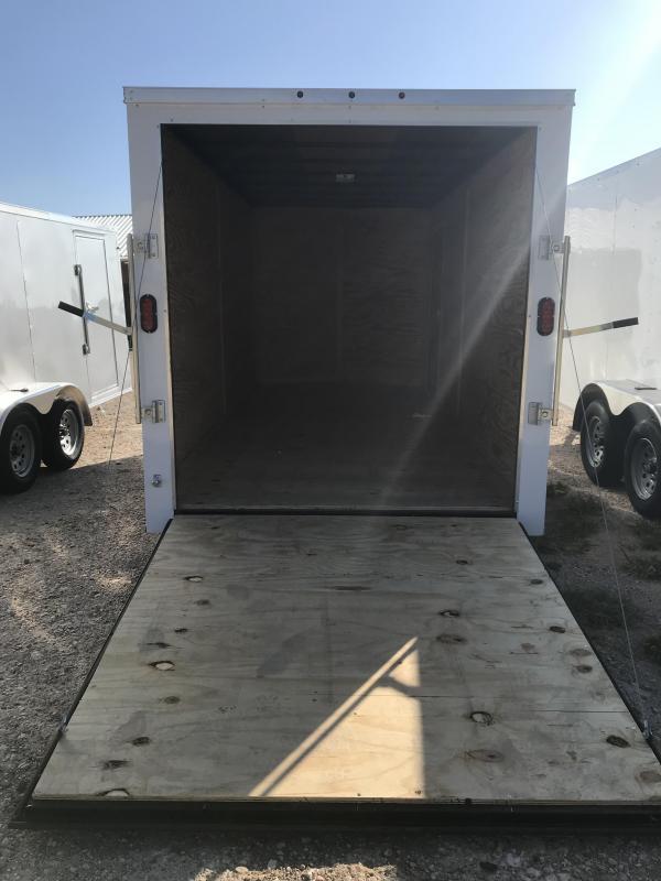 2019 Salvation 7x16 Enclosed Cargo Trailer