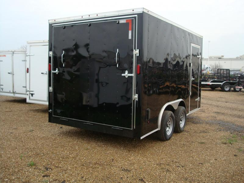 2018 Salvation Trailers 8X14 Enclosed Cargo Trailer