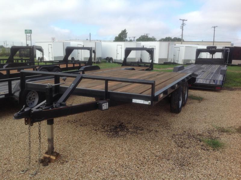 2019 Salvation Trailers 96X18 Utility Trailer