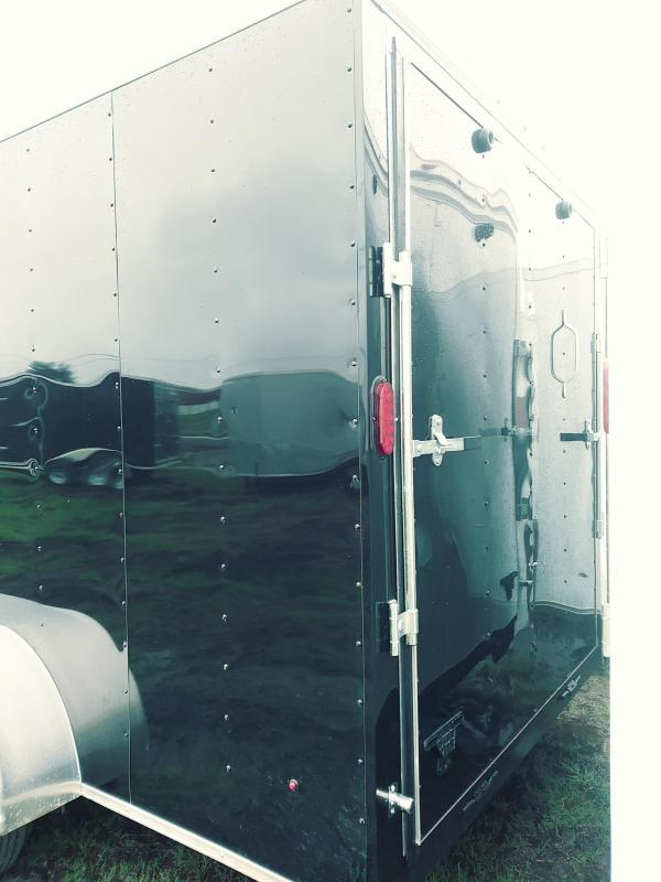 2018 Salvation Trailers 7x16 Cargo Enclosed
