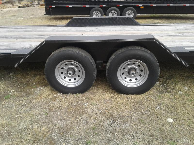 2018 Salvation Trailers 102X30 Equipment Trailer