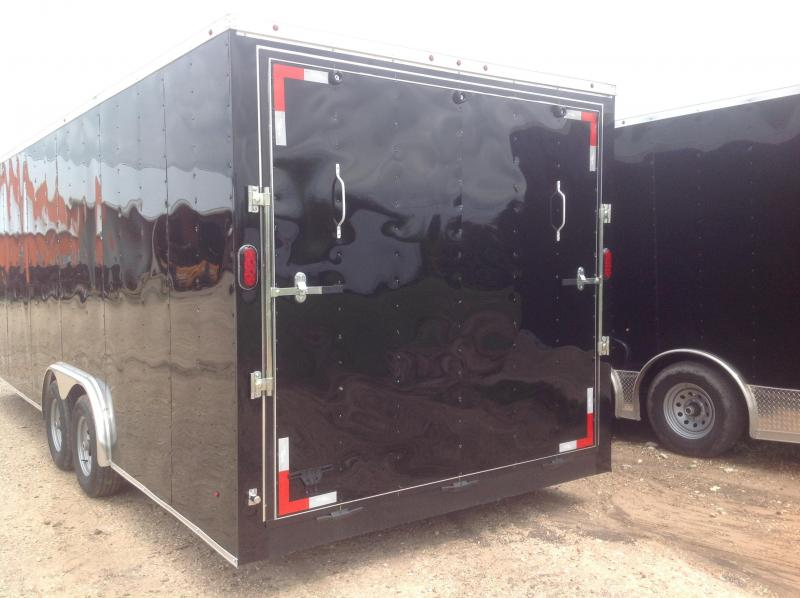 2018 Salvation Trailers 8.5x24 Enclosed Cargo Trailer