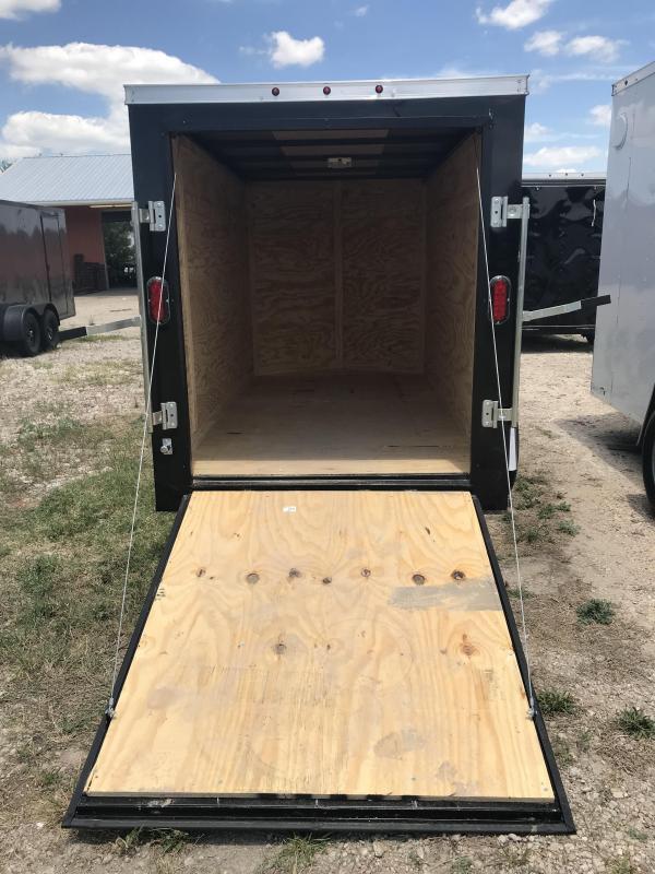 2019 Salvation 5x10 Enclosed Cargo Trailer