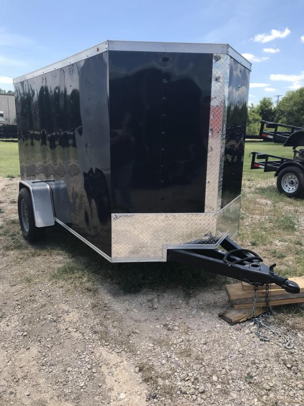 2019 Salvation 5x10 Enclosed Cargo Trailer
