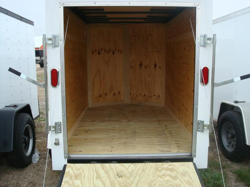 2018 Salvation Trailers 5x8 Cargo / Enclosed Trailer