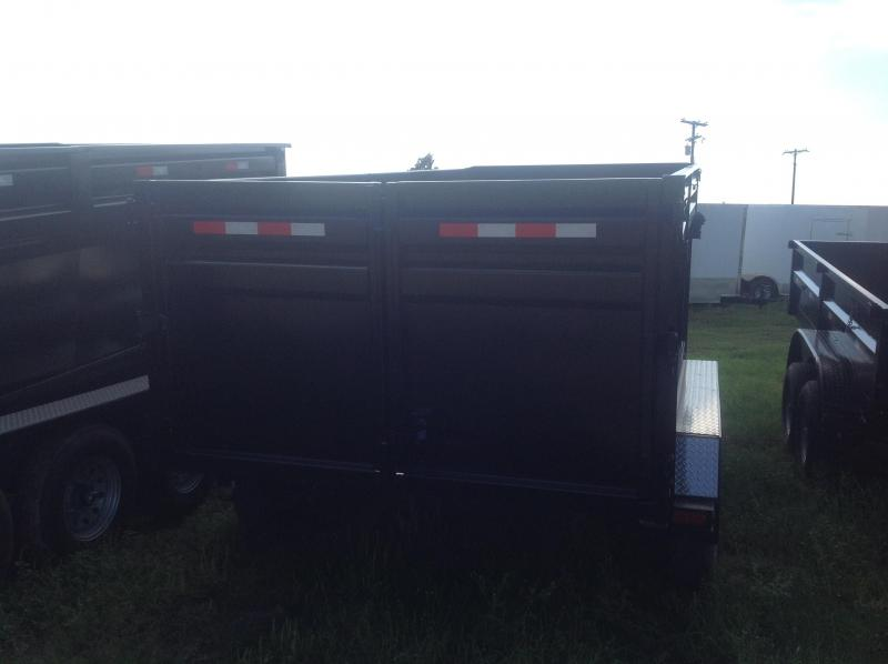 2018 Salvation Trailers 83x20 Dump Trailer