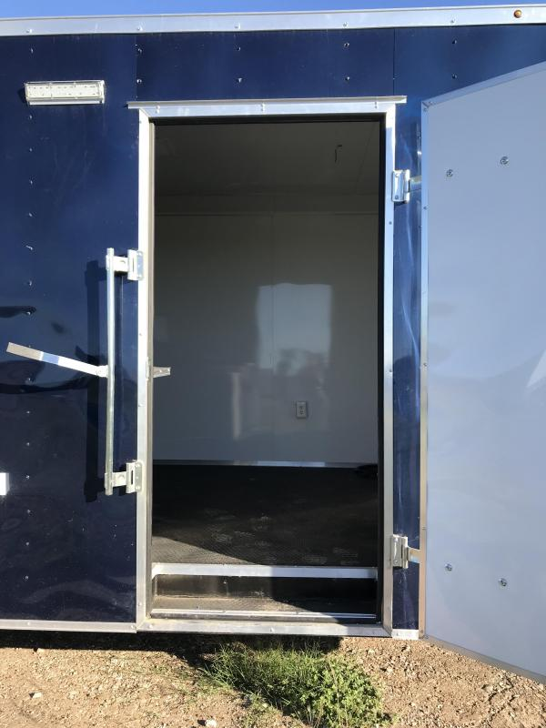 2019 Salvation Trailers 8.5x20 Office Trailer